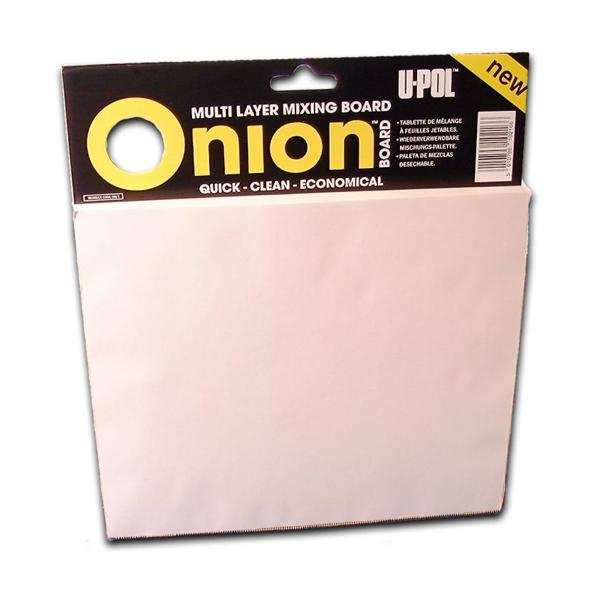 Onion Mixing Board