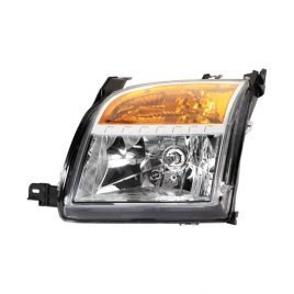 Ford Fusion 12/2005> Headlight H4