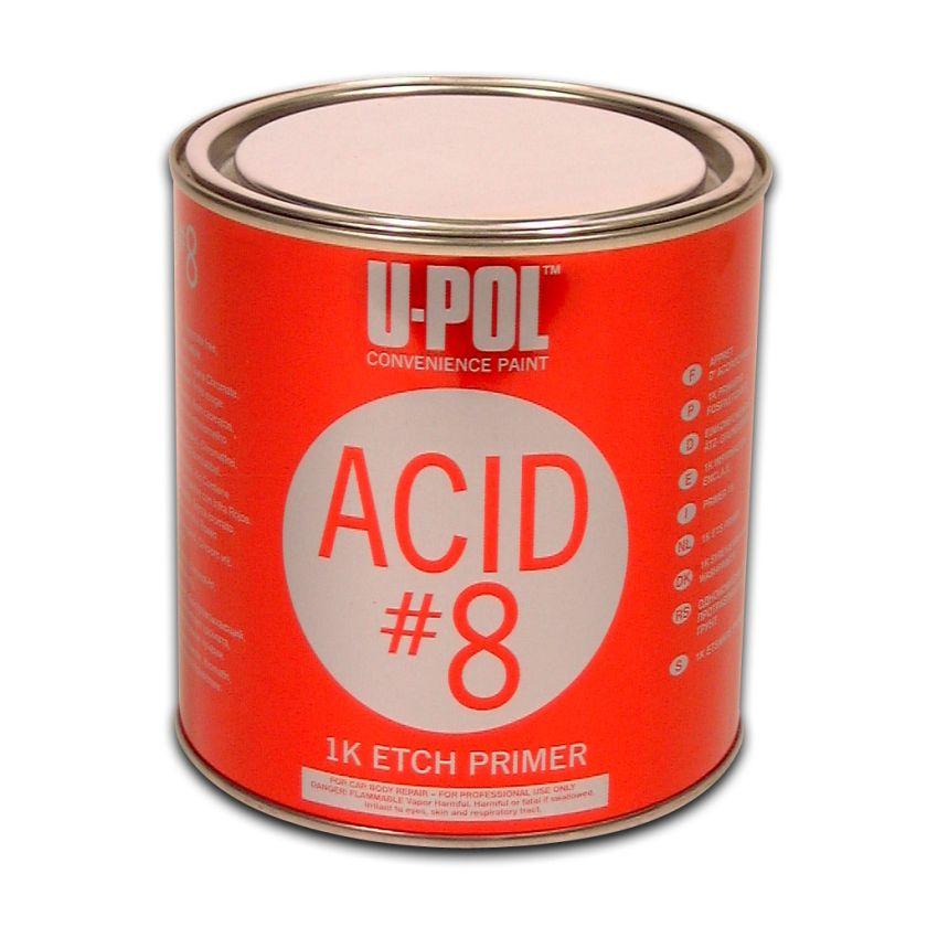 ACID#8 Acid Etch Primer 1ltr