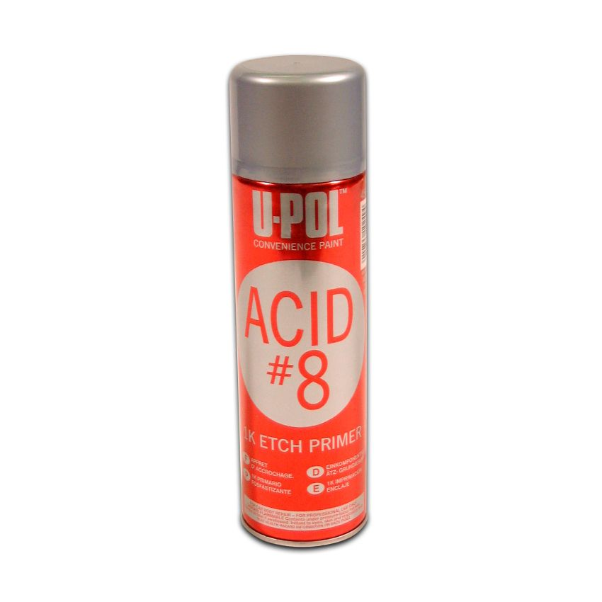ACID#8 Acid Etch Primer Aerosol 450ml