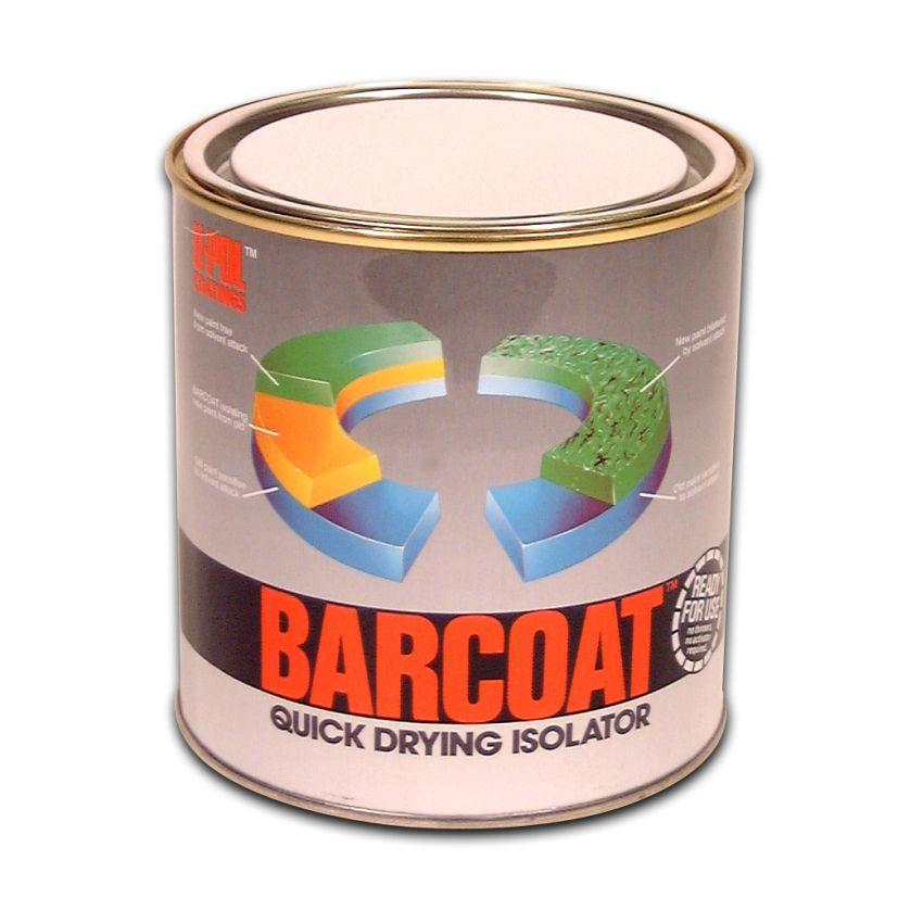 BARCOAT Quick Drying Isolator 1Ltr