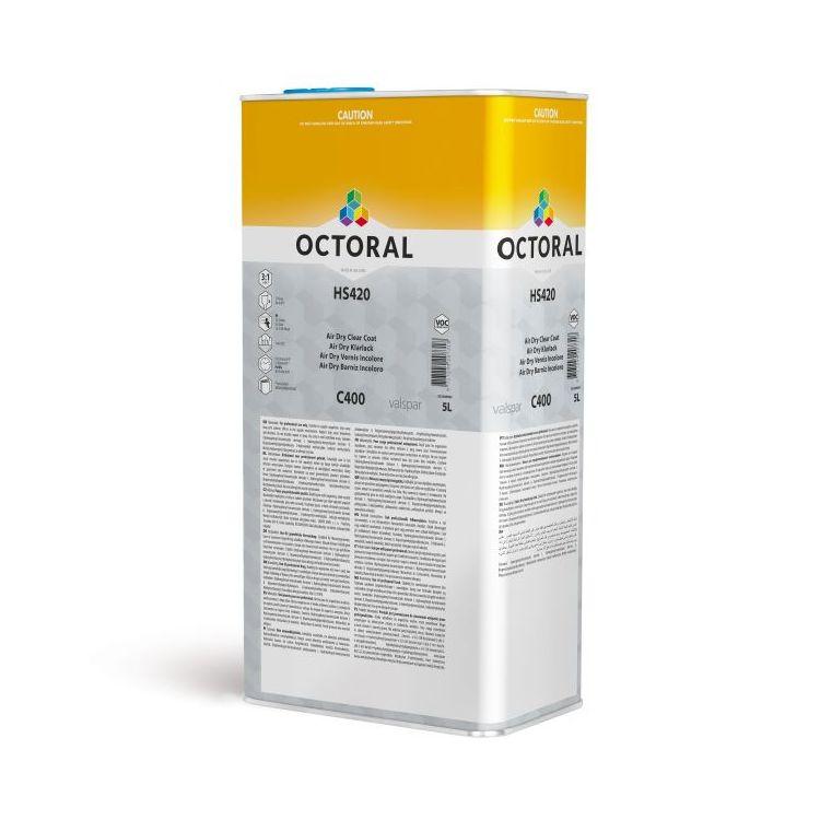 C400 HS420 Air Dry Clear Coat 5ltr