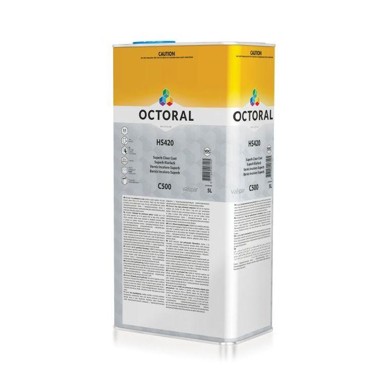 C500 HS420 Superb Clear Coat 5ltr
