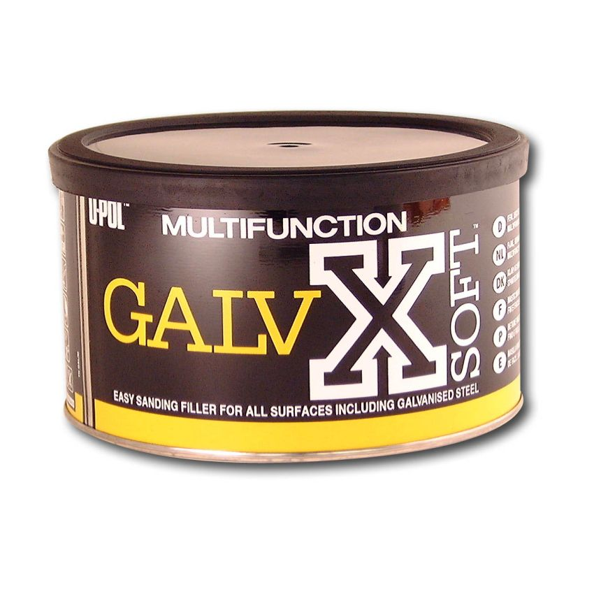 GALV X Extra High Adhesion Body Filler 750ml
