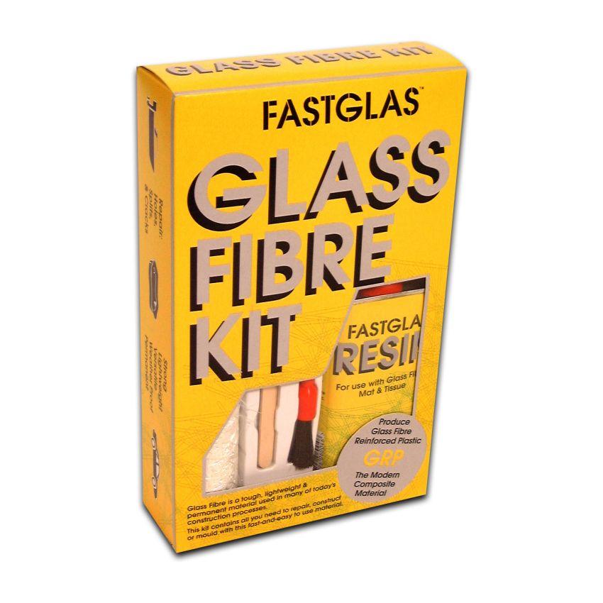 FASTGLAS Glass Fibre Kit