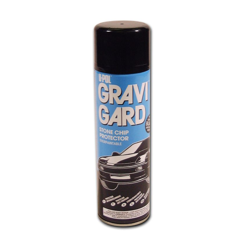 Gravi-Gard Anti-Stone Chip Coating Aerosol 500ml