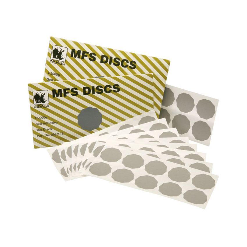 MFS De-nibbing Disc 36mm P2000 (100)