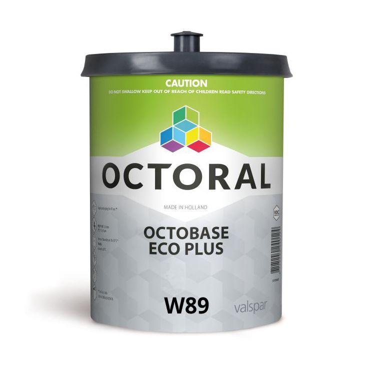 Octobase Eco Plus W89 Deep Black 1ltr