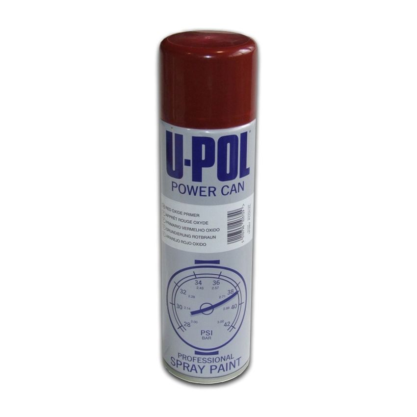 POWER CAN Red Oxide Primer Aerosol 500ml