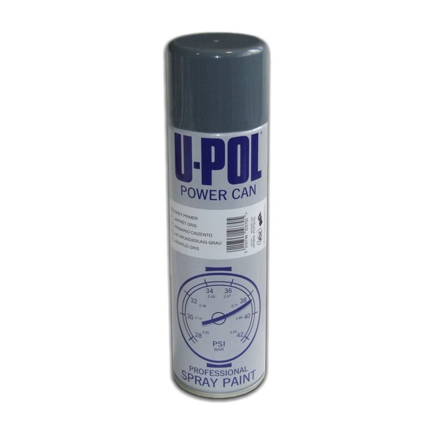 POWER CAN High Build Primer Aerosol 500ml