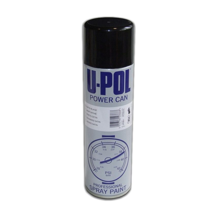 POWER CAN Top Coat Aerosol 500ml