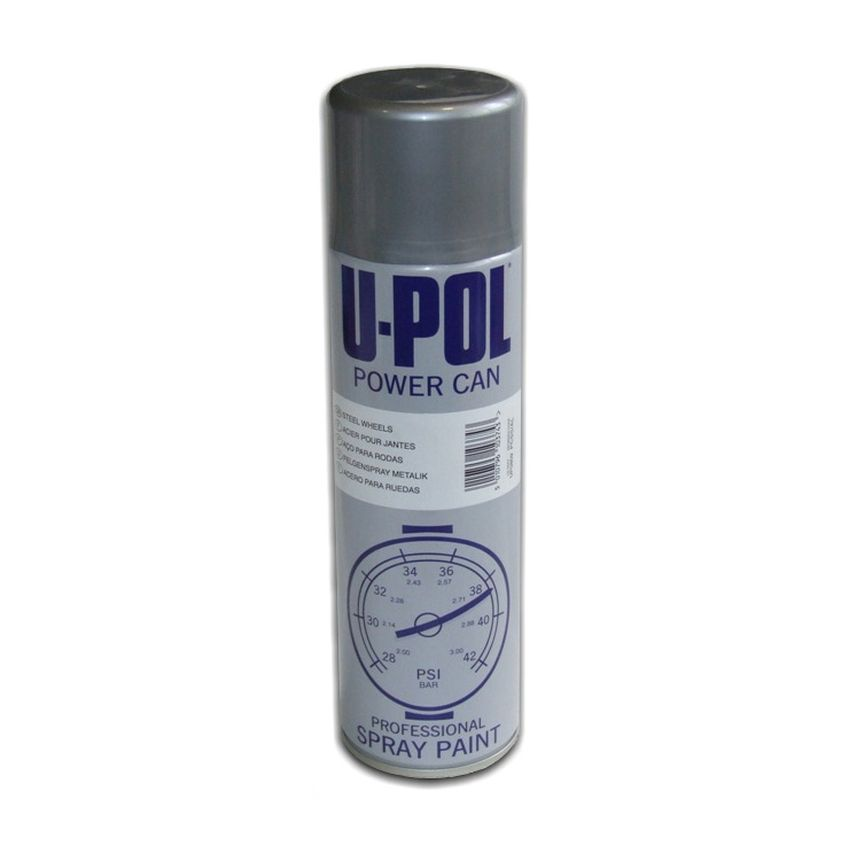 POWER CAN Steel Wheels Aerosol 500ml