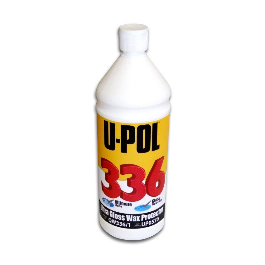 336 Ultra Gloss Wax Protector 1ltr
