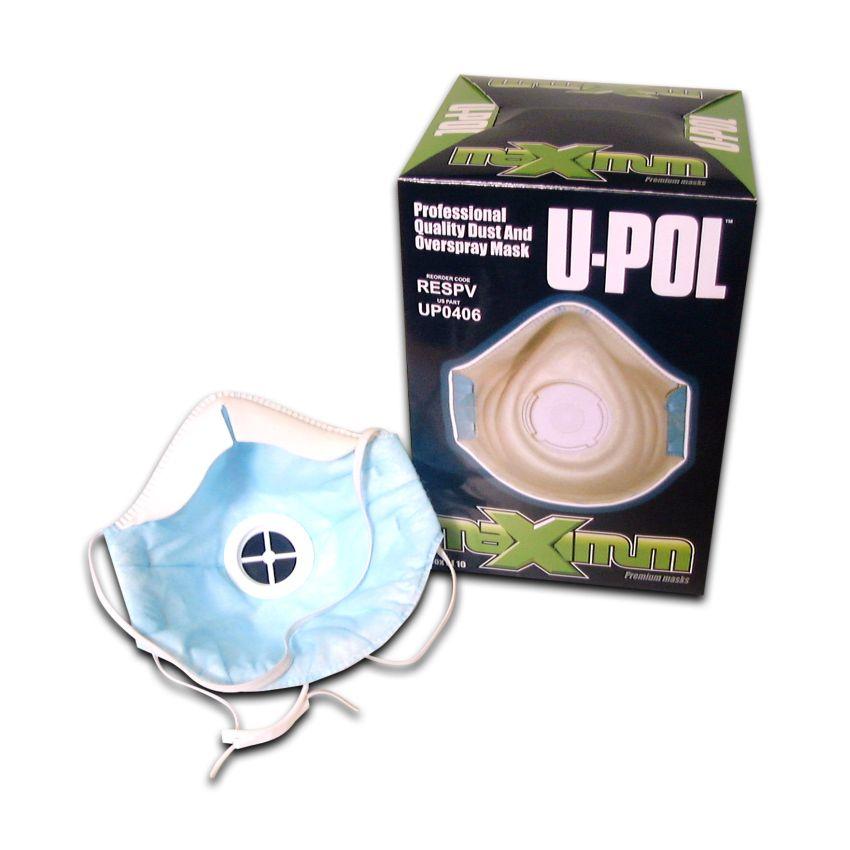 FFP2 Respirator With Valve - Box of 10