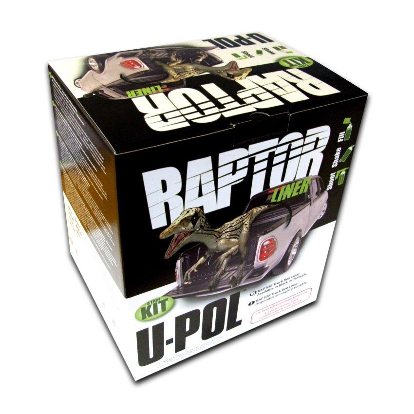 RAPTOR Bed Liner Kit 4ltr