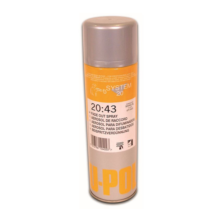 S2043 Fade Out Thinner Aerosol 500ml