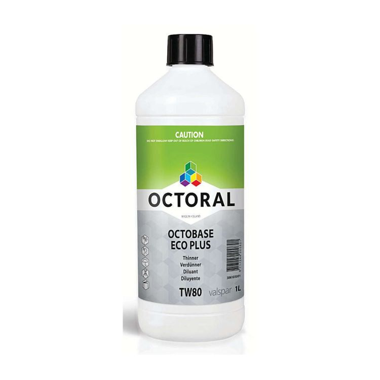 TW80 Octobase Eco Plus Thinner 1ltr