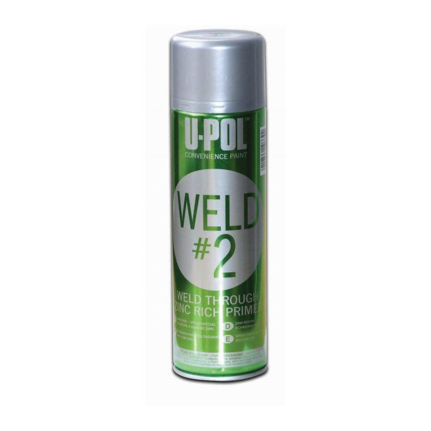 WELD#2 Weld Thru Primer Aerosol 450ml