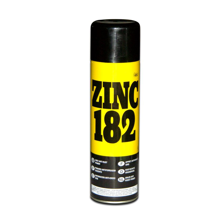 ISOPON ZINC 182 Anti-Rust Primer Aerosol 450ml