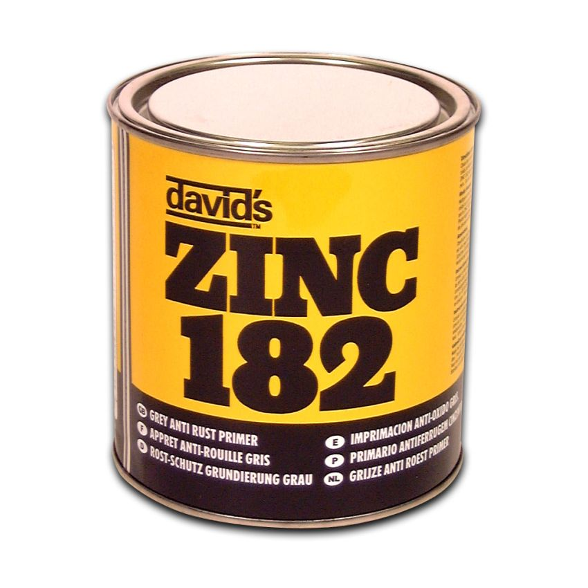 ISOPON ZINC 182 Anti-Rust Primer 1ltr