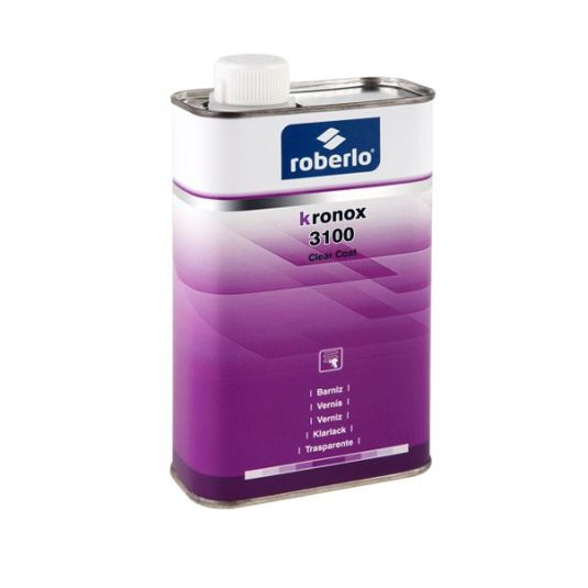 Kronox 3100 Clear Coat Low VOC 3ltr