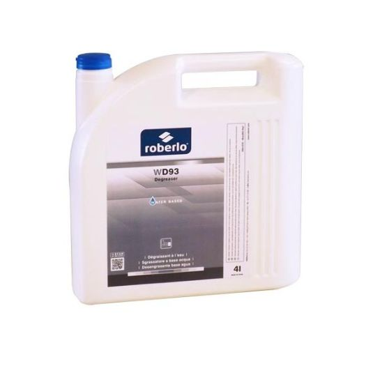 WD93 Water Based Degreaser 4ltr