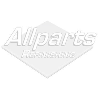 BMW 3 Series 1991-2000 (E36) Elec/Heat Paintable Asph - O/S (RH)