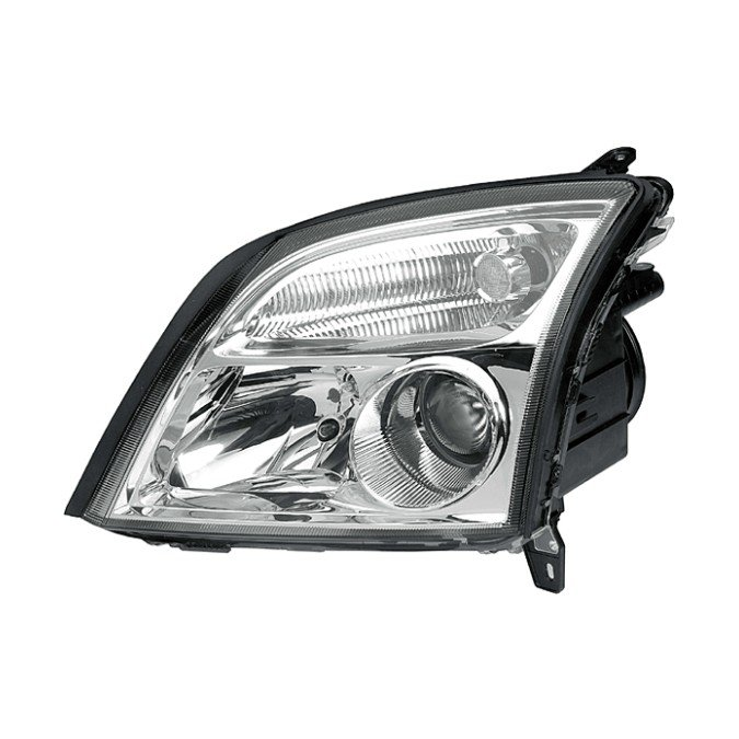Vauxhall Vectra  C 06/2002>  upto 09/2005 Headlight (Chrome Mask)
