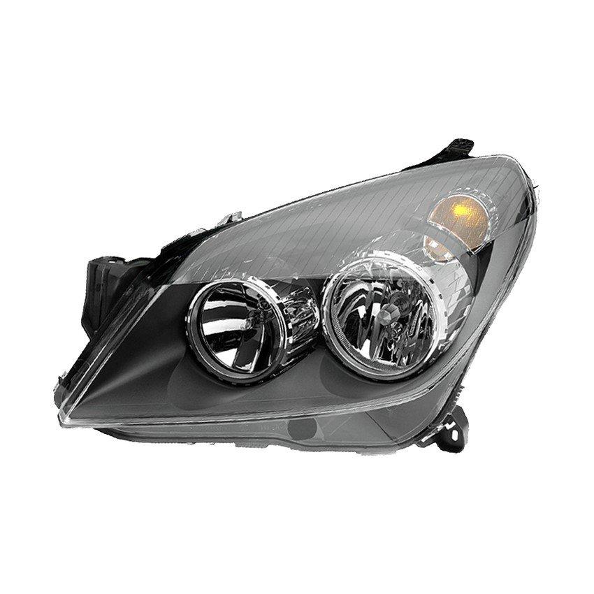 Vauxhall Astra H Mk5 03/2004> Headlight (Black Mask)