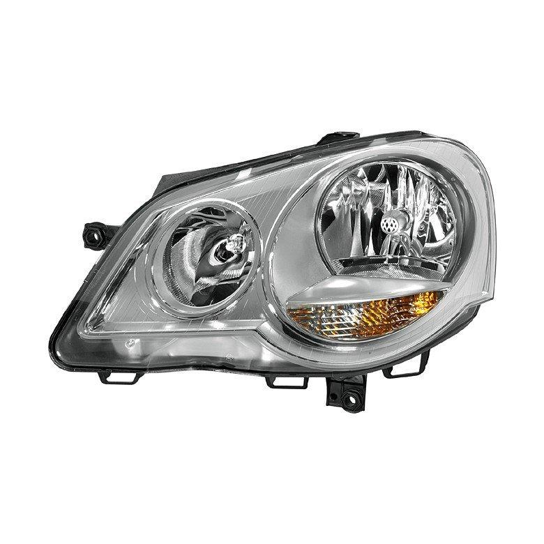 Volkswagen Polo Mk7 2005>2009 Headlight