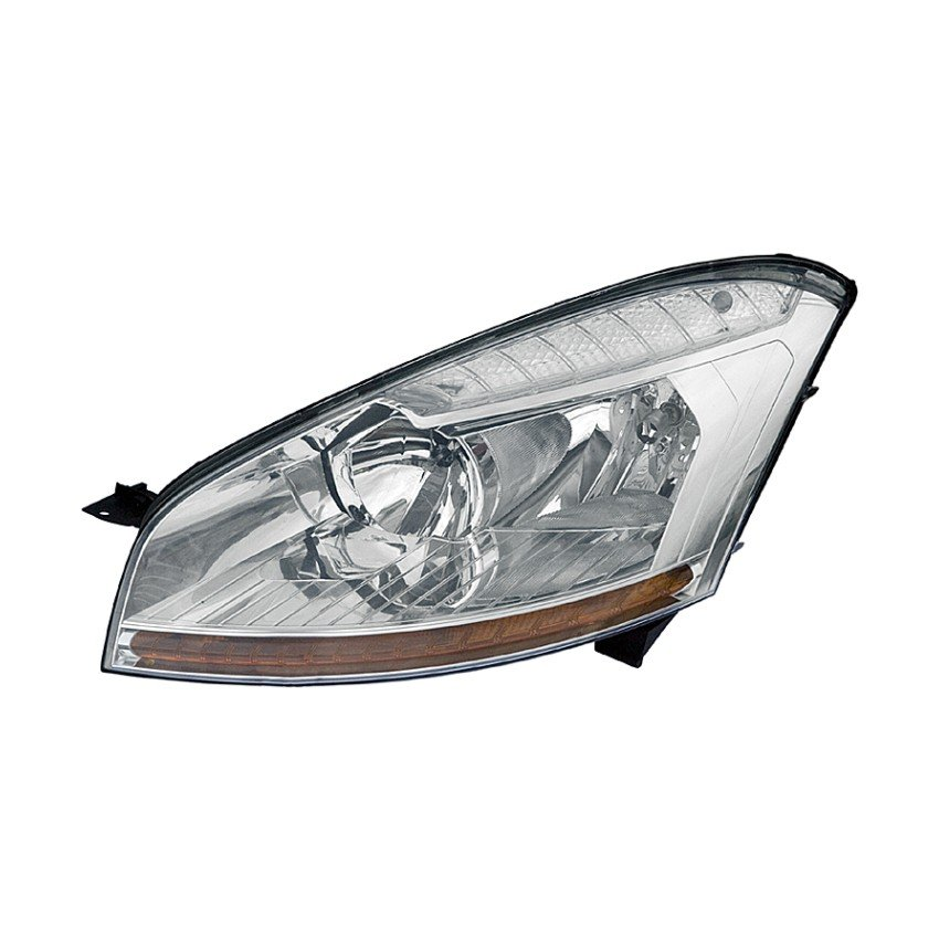 C4 Grand Picasso (UA) 10/2006>08/2010> Headlamp H7+H1