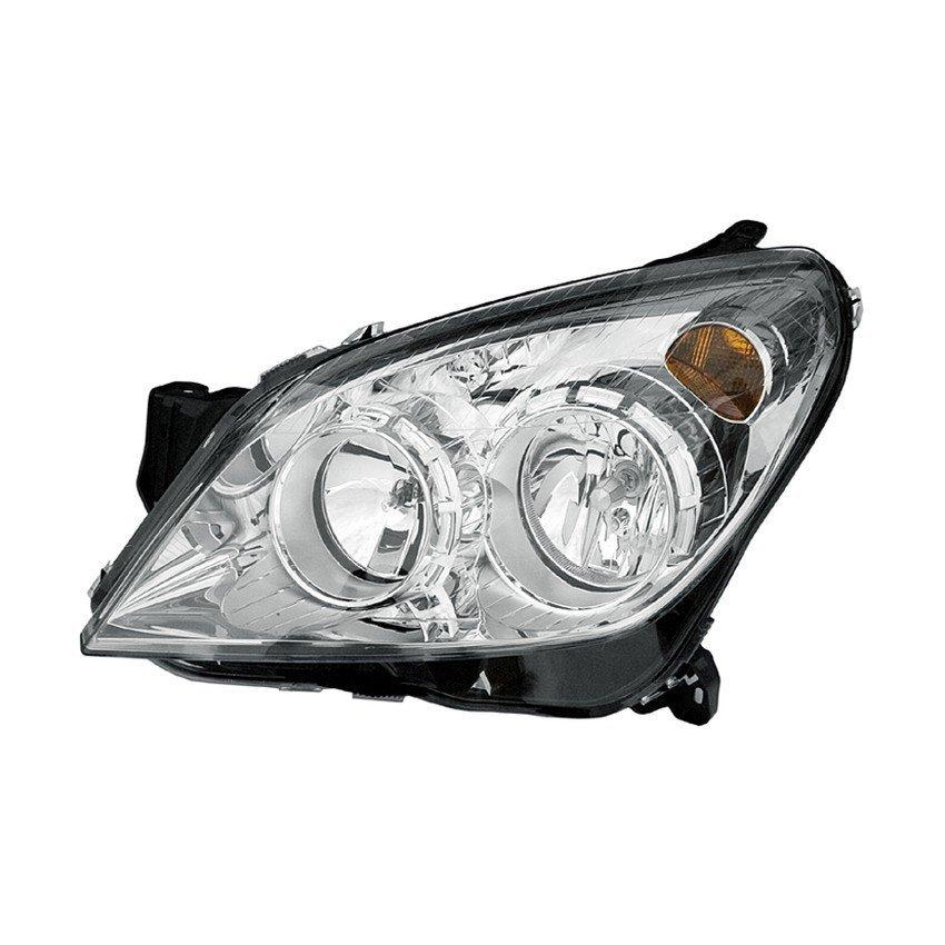 Vauxhall Astra H Mk5 03/2004> Headlight (Chrome Mask)