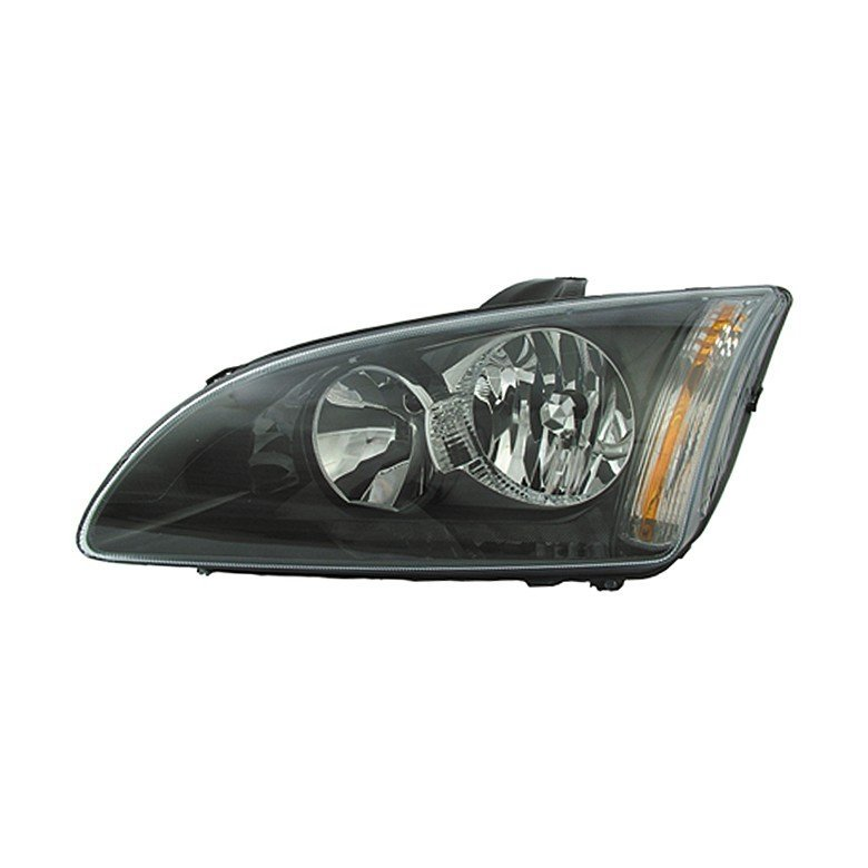 Ford Focus  Mk3 07/2004>2008 Headlight Elec Black Bezel