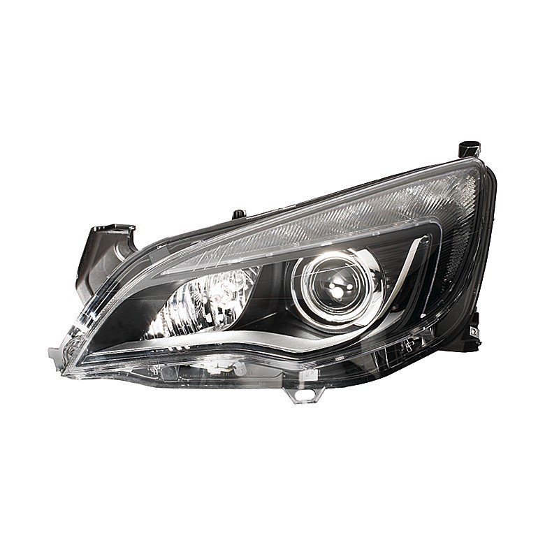 Vauxhall Astra J Mk6 12/2009> Headlight Bi-Xenon D1S + DRL