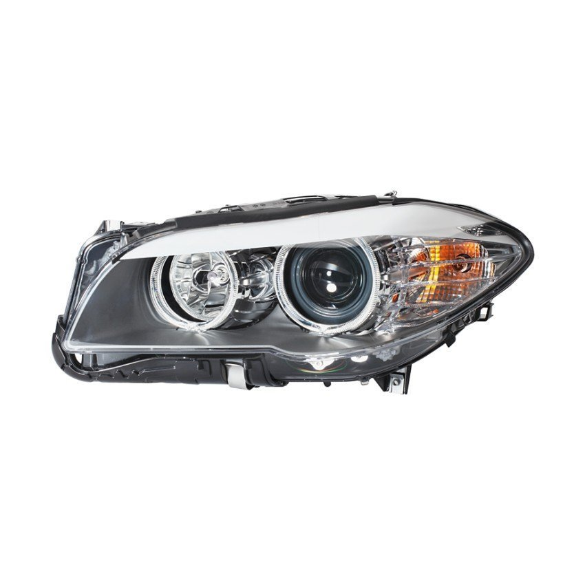 BMW 5 Series Saloon (F10) 2010> Headlight H7+H7