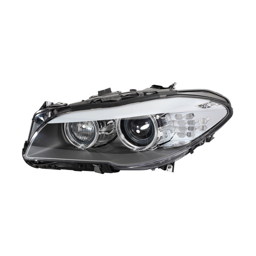 BMW 5 Series Saloon (F10) 03/2010>07/2013 Headlight Bi-Xenon D1S With DRL + LED Indicator