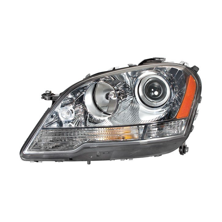 Mercedes-Benz ML Class (W164) 2005> Headlight Bi-Xenon D1S/H7