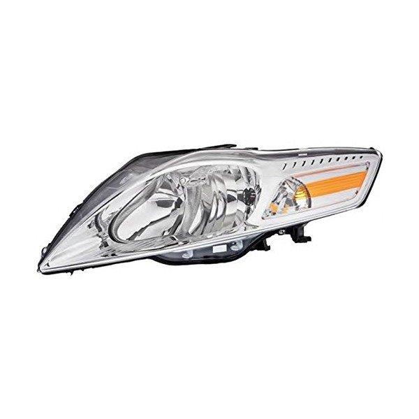 Ford Mondeo Mk5 11/2010> Headlight H1/H7 No Bend Light