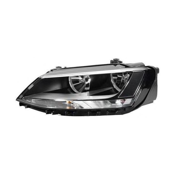 Volkswagen Jetta 2/2011> Headlight H7