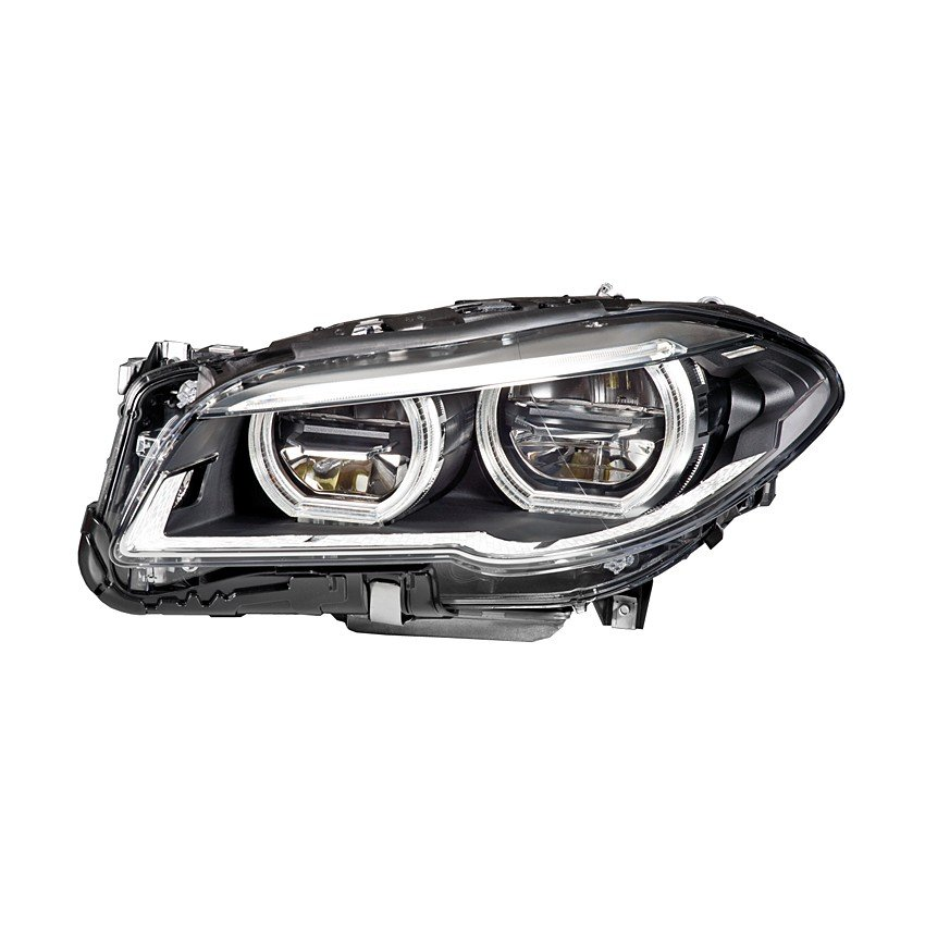 BMW 5 Series Saloon (F10) 07/2013> Headlight Bi-Xenon D1S With DRL + LED Indicator + Bending