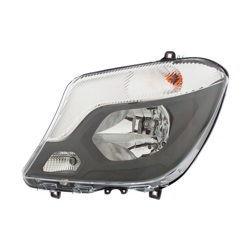 Mercedes-Benz Sprinter Mk5 2013> Headlight With DRL