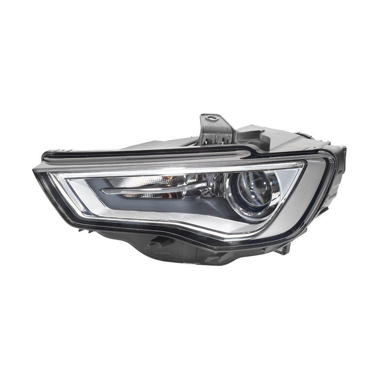Audi A3 (PQ37) 2012> Headlight Bi-Xenon D3S LED-DRL With Bend Light + AFS